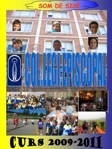 revista - Col·legi Episcopal