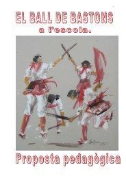 Proposta pedagògica - Ajuntament de Terrassa