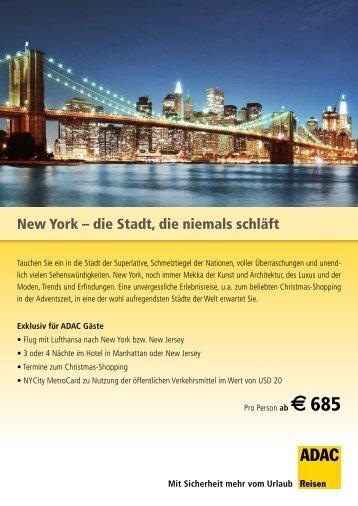 Dieses Angebot als PDF-Datei downloaden - ADAC Reisebüro