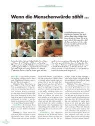 Pressebericht 4 - Helma und Gerhard A. Hellmonds Stiftung