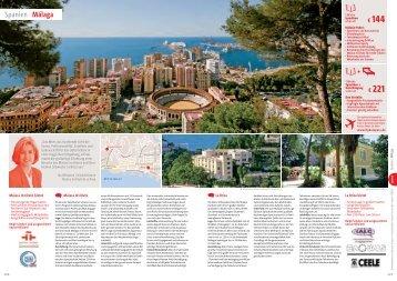 Sprachreise nach Malaga, Spanien - Kompass Sprachreisen