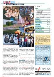 High School USA - Kompass Sprachreisen