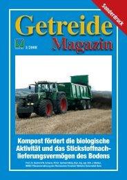 Kompost fördert die biologische Aktivität des Bodens - Kompostwerk ...