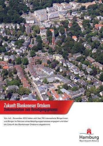 Zukunft Blankeneser Ortskern - konsalt - Gesellschaft für Stadt