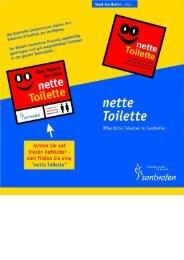 nette Toilette - Deutsche Kontinenz Gesellschaft