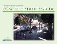MAG Complete Streets Guide - Maricopa Association of Governments