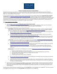 tamuc dissertation proposal