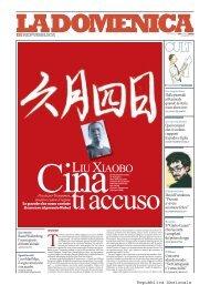29 Aprile 2012 - La Repubblica