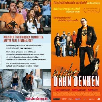 PREIS DER ITALIENISCHEN FILMKRITIK: BESTER ... - Kool Film