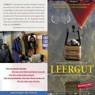 Leergut - Kool Film