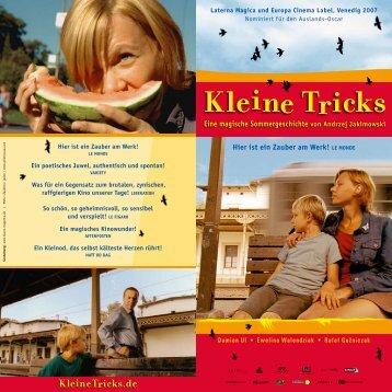 kleinen Tricks - Kool Film