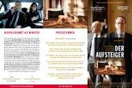 DER AUFSTEIGER - Kool Film