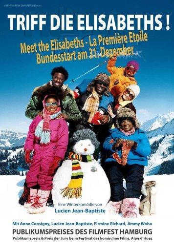 Meet the Elisabeths - LaPremièreEtoile Bundesstart am ... - Kool Film