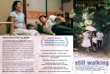 still walking - Kool Film