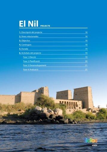 El Nil PROJECTE