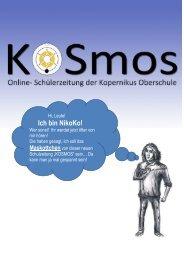 Ich bin NikoKo! - Kopernikus-Oberschule Berlin-Steglitz