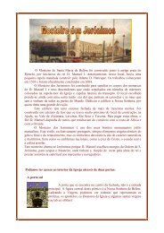 O Mosteiro dos Jerónimos foi construído para sepultar os corpos ...