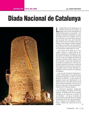 Diada Nacional de Catalunya - Revista Sió