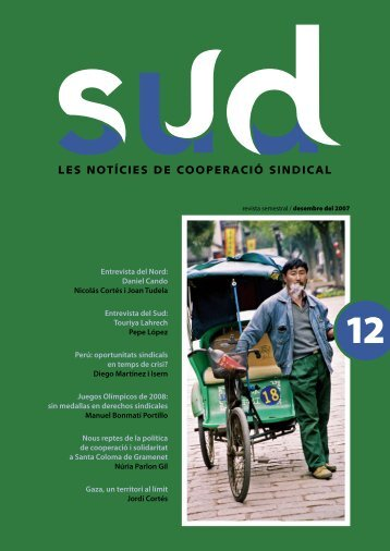 revista sud 12 color.indd - Sindicalistes Solidaris