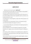 Manualul SUFLETE PERECHE - ThetaHealing® România - Page 5