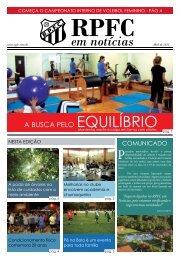 Informativo Abril de 2012 - RPFC