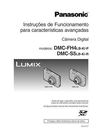 DMC-S5LB_avancado.pdf (2Mb) - Panasonic