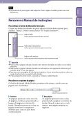 Manual de instruções - Page 2