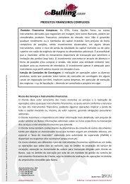 Produtos Financeiros Complexos - GoBulling.com