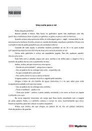 Uma carta para o rei - Pedro Bandeira