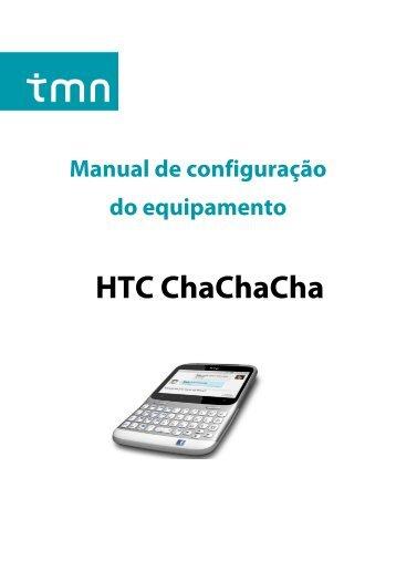 HTC ChaChaCha - TMN
