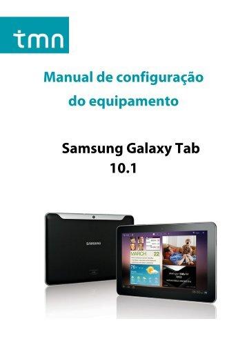 Samsung Galaxy Tab 10.1 - TMN
