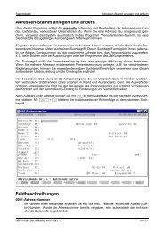 Feldbeschreibungen - ABF Software-Systeme Gmbh
