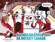 AgendA dA ÉpocA 2011 dA Hockey cAnAdA