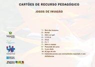 Jogos de Invasão - Ministério do Esporte