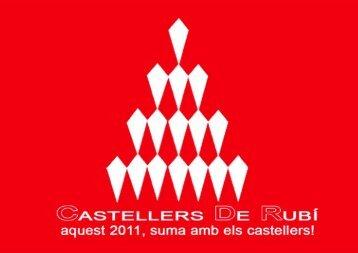 Presentació Primeres Jornades Formatives Castelleres