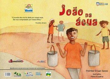 João da água - Fundação Educar DPaschoal