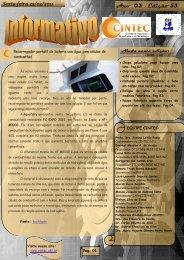 Informativo Cintec 53ª edição