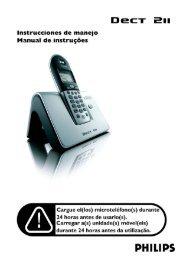 Xalio 400 master E indice 1.qxd - Philips