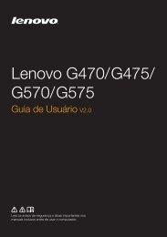 G470 - Lenovo Partner Network