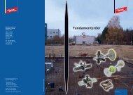 Fundamenterder - Adams Blitzschutz
