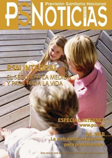 PSN INTEGRAL PSN INTEGRAL - Previsión Sanitaria Nacional
