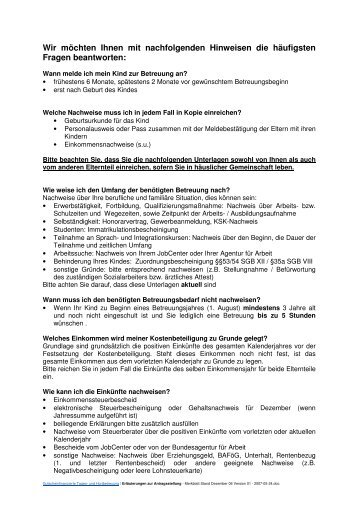 Erläuterungen zur Antragsstellung (deutsch)