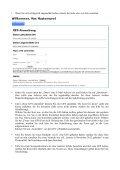 Anleitung für die Online-GFS-Anmeldung - Page 3