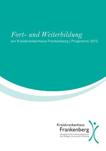 Download - Krankenhaus Frankenberg