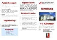 2011_Flyer 2 - Caritasklinik St. Theresia