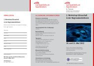 finden Sie nähere Informationen zu den Referenten - Caritasklinik St ...