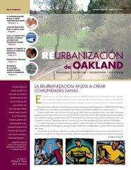 REURBANIZACIÓN de oakland - City of Oakland