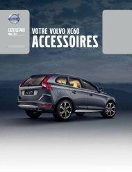 la brochure Accessoires XC60. - ESD - Volvo