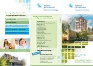 Erfahren Sie mehr über uns. Klinikum Werra-Meißner Eschwege ...