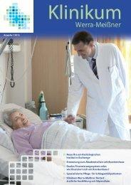 Klinikum Werra Meissner 01/2012 - Kreiskrankenhaus Eschwege ...